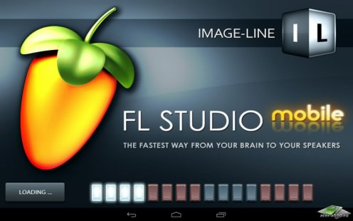 Скриншот FL Studio Mobile