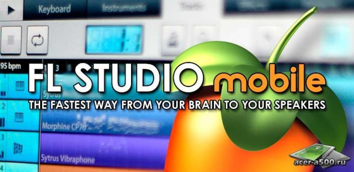 fl studio mobile free apk 3.1.91