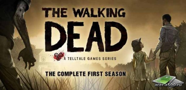 Скриншот The Walking Dead: Season One
