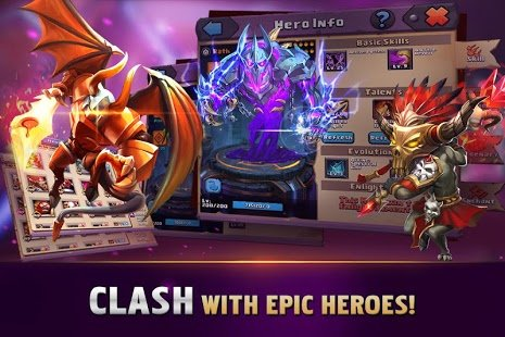 Скриншот Clash of lords