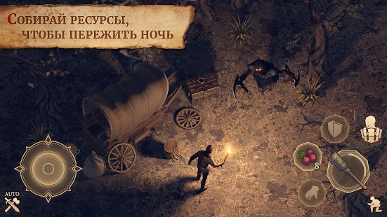 Скриншот Grim Soul: Dark Fantasy Survival