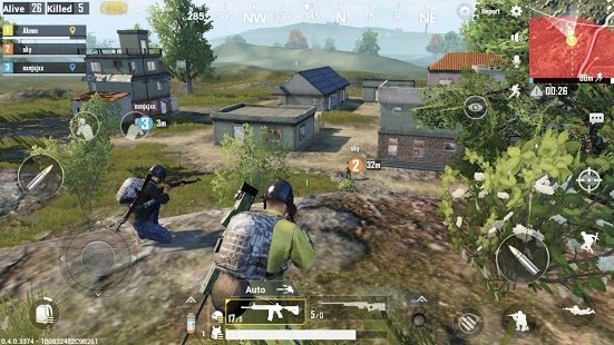 Скриншот PlayerUnknown's Battlegrounds