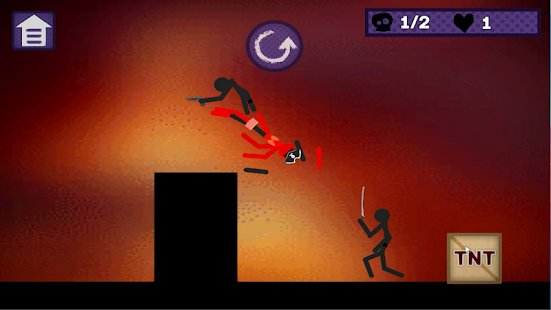 Скриншот Stickman Killer Backflip 5
