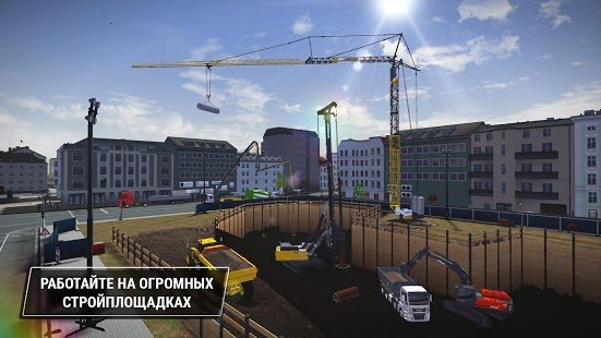 Скриншот Construction Simulator 3