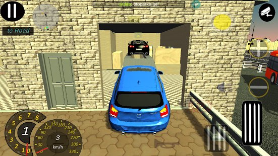 Скриншот Car Parking Multiplayer