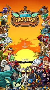 Скриншот Endless Frontier