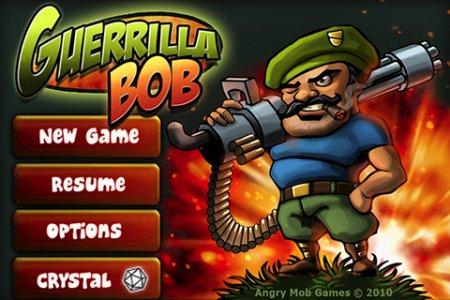 Guerrilla Bob THD