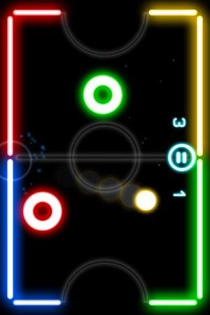 Glow Hockey 2!