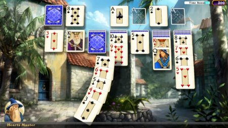 Hardwood Solitaire IV ��� Tegra