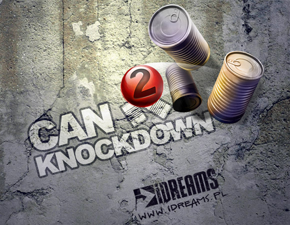 Can Knockdown 2 - ������� ����� �������