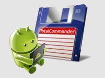 Total Commander для Android + mod от Rsoft_Andrey + Mod Green от boipelo