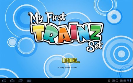 My First Trainz Set for tegra 2