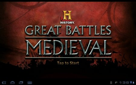 History Great Battles Medieval версия: 1.1 для Tegra 2