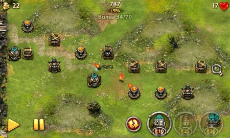 Myth Defense Light Forces версия 1.0.0