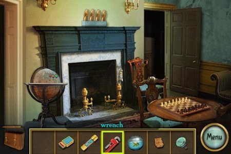 The Secret of Grisly Manor (��������� �� ������ 2.0 rus)