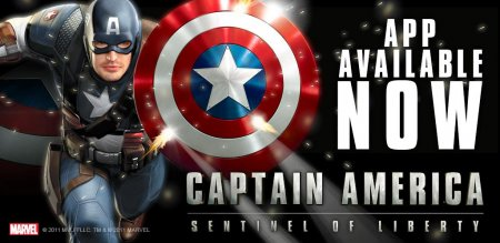 Captain America: Sentinel of Liberty HD ������ 1.0.1