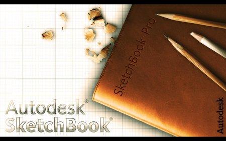 SketchBook Pro for Tablets (обновлено до версии 2.6.1)