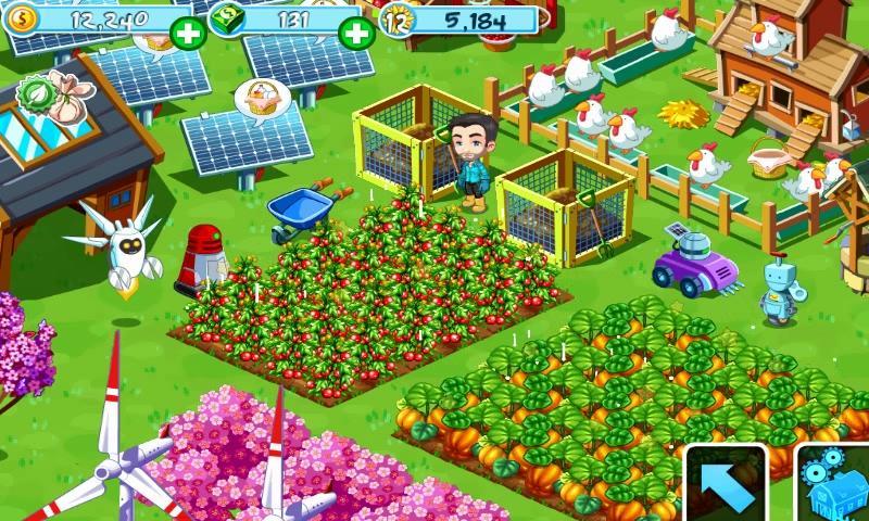 Зеленая ферма 3 4. 0. 6 для android скачать.