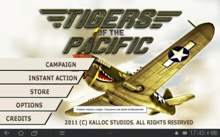 Tigers of the Pacific v1.1
