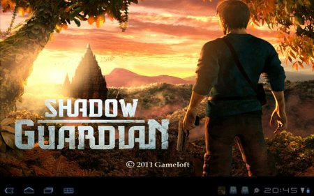 Shadow Guardian HD версия 1.0.0