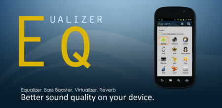 Equalizer (Unlocked) (обновлено до версии 3.2.2)