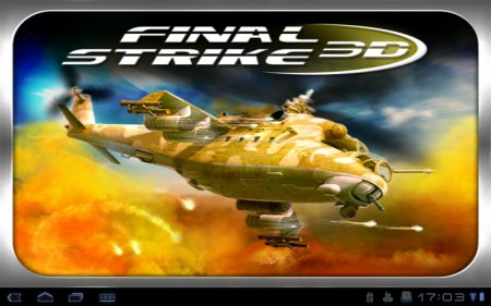 Final Strike 3D  - Верталётный 3D Экшн