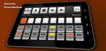 Electrum Drum Machine v4.7.8
