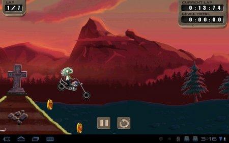 Zombie Rider версия 1.0.1