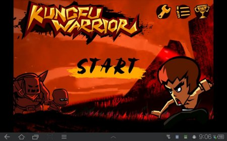 KungFu Warrior версия 1.3