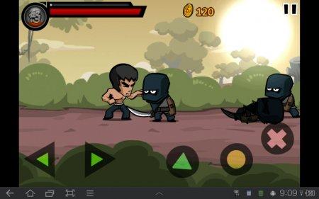 KungFu Warrior версия 1.3