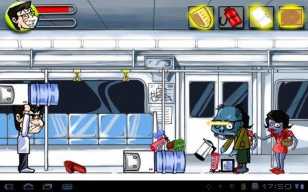 Subway Zombies версия: 1.0
