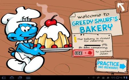 Smurfs' Village v1.4.5.1a [свободные покупки]