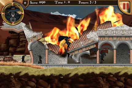 Zorro: Shadow of Vengeance версия 1.04