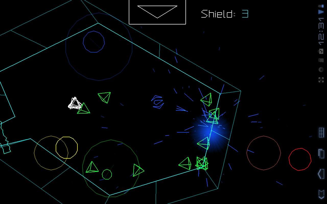 """Игра """"PewPew 2"""" для планшетов на Android"""