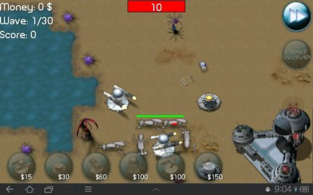 Tower Defense: Nexus Defense v1.0.2b