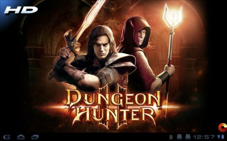 Dungeon Hunter 2 HD версия 1.0.0
