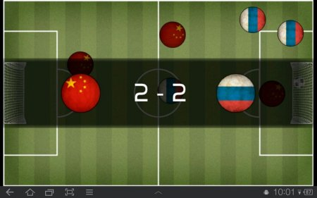 Pocket Soccer (обновлено до версии 1.11.1)