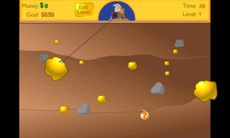 Gold Miner версия 1.0.1