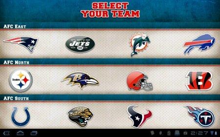 NFL Rivals версия 1.0