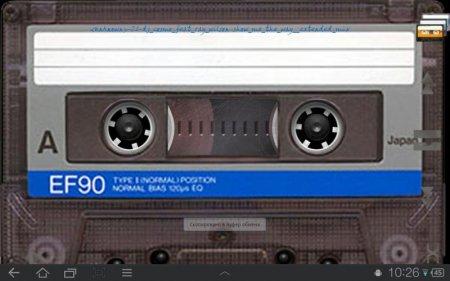 Retro Tape Deck версия 1.2.1 Full и 2.0.0 Free