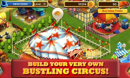 Circus City версия 1.2.0