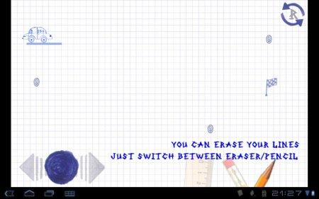 Draw & Ride - Lite beta версия 2.3