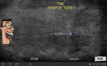 The Stupid Test v.1.1