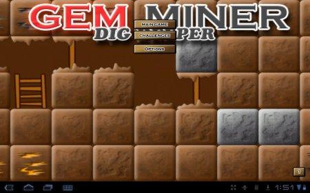 Gem Miner: Dig Deeper версия 1.3.2