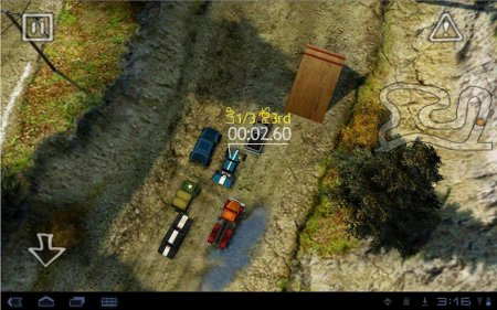 Reckless Racing HD (обновлено до версии 1.0.7)