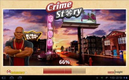 Crime Story (Криминальная история)