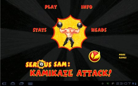 Serious Sam: Kamikaze Attack версия 1.0