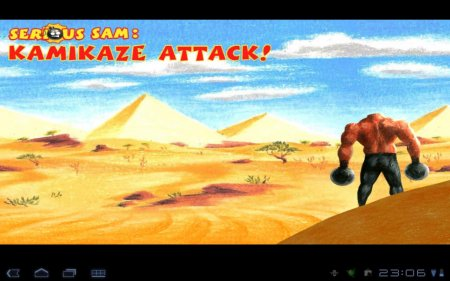 Serious Sam: Kamikaze Attack
