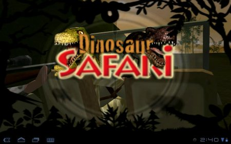 Dinosaur Safari версия 1.25