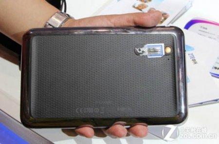Планшет ZTE T98 на 5-ядерной платформе NVIDIA Tegra 3
